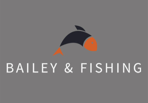 Bailey & Fishing Logo